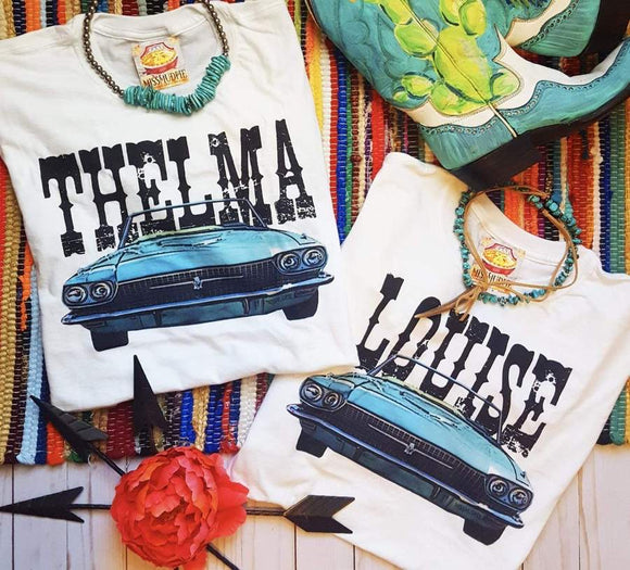 Thelma & Louise BFF Graphic Tee