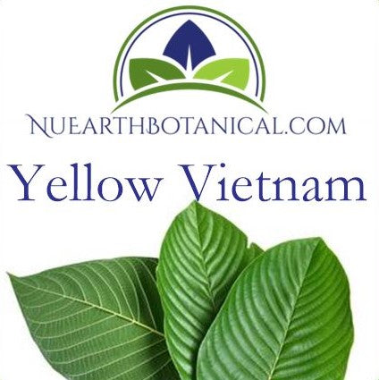 Yellow Vietnam HIGHEST ALKALOID LEVEL