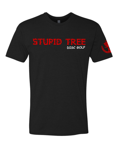 ST-0026  Stupid Tree Vintage Logo Full Front