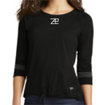ZAP Ladies 3/4 Sleeve Tee