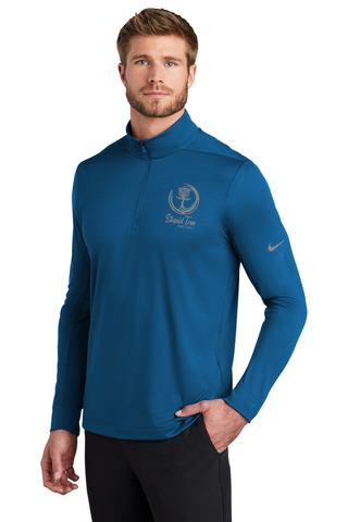 ST-0096 Nike Dry 1/2-Zip Cover-Up