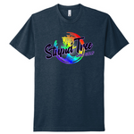 ST-0129 Unisex Full Color Logo T-Shirt