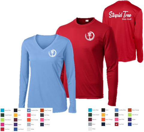 STC-008  Long Sleeve Competitor Tee
