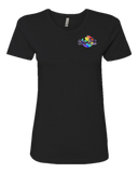 ST-0075 Women's Full Color Crest Logo