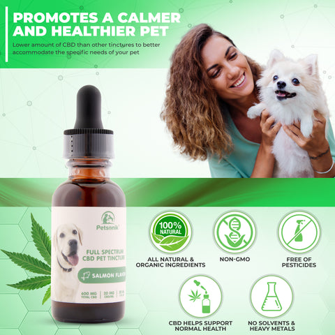 CBD Tinctures for dogs