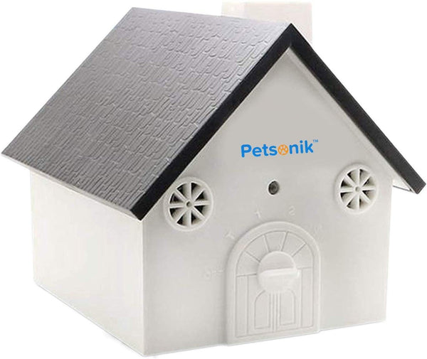 Ultrasonic Anti Barking Device - Birdhouse