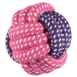 Dog Rope-Ball Chew Toy