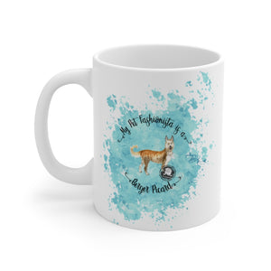 Berger Picard Pet Fashionista Mug