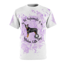 Load image into Gallery viewer, Australian Cattle Dog Pet Fashionista All Over Print Shirt