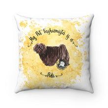 Load image into Gallery viewer, Puli Pet Fashionista Square Pillow