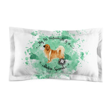 Load image into Gallery viewer, Tibetan Spaniel Pet Fashionista Pillow Sham