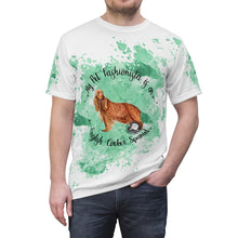 Load image into Gallery viewer, English Cocker Spaniel Pet Fashionista All Over Print Shirt