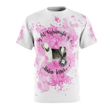 Load image into Gallery viewer, Tibetan Terrier Pet Fashionista All Over Print Shirt