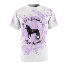 Load image into Gallery viewer, Belgian Sheepdog Pet Fashionista All Over Print Shirt