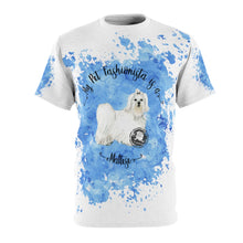 Load image into Gallery viewer, Maltese Pet Fashionista All Over Print Shirt