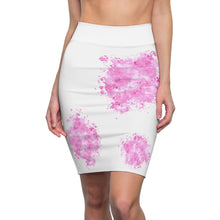 Load image into Gallery viewer, Pink Splash Pet Fashionista Pencil Skirt