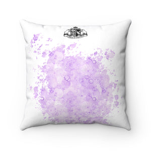 Australian Cattle Dog Pet Fashionista Square Pillow