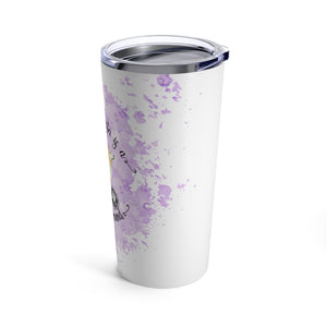 Norwegian Buhund Pet Fashionista Tumbler