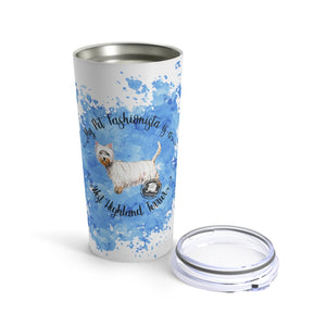 West Highland White Terrier Pet Fashionista Collection