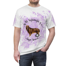 Load image into Gallery viewer, Sussex Spaniel Pet Fashionista All Over Print Shirt