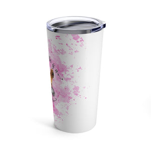 Bloodhound Pet Fashionista Tumbler