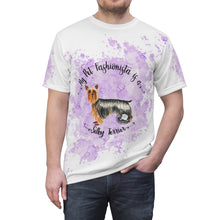 Load image into Gallery viewer, Silky Terrier Pet Fashionista All Over Print Shirt