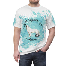 Load image into Gallery viewer, Great Pyrenees Pet Fashionista All Over Print Shirt