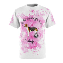 Load image into Gallery viewer, Beagle Pet Fashionista All Over Print Shirt