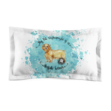 Load image into Gallery viewer, Norfolk Terrier Pet Fashionista Pillow Sham