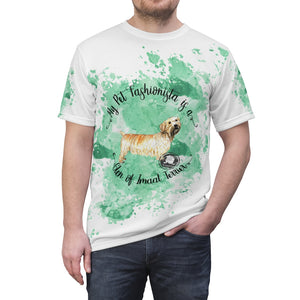 Glen of Imaal Terrier Pet Fashionista All Over Print Shirt