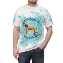 Load image into Gallery viewer, Rhodesian Ridgeback Pet Fashionista All Over Print Shirt