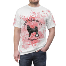 Load image into Gallery viewer, Schipperke Pet Fashionista All Over Print Shirt