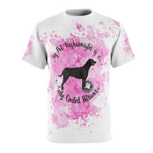Load image into Gallery viewer, Curly-Coated Retriever Pet Fashionista All Over Print Shirt