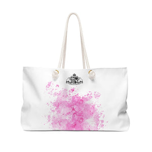 Smooth Fox Terrier Pet Fashionista Weekender Bag