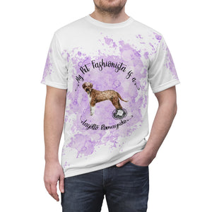 Lagotto Romagnolo Pet Fashionista All Over Print Shirt