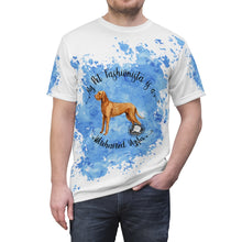 Load image into Gallery viewer, Wirehaired Vizsla Pet Fashionista All Over Print Shirt