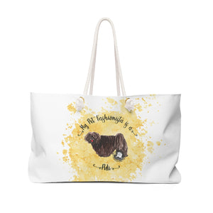 Puli Pet Fashionista Weekender Bag
