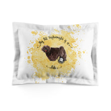 Load image into Gallery viewer, Puli Pet Fashionista Pillow Sham