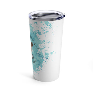 German Wirehaired Pointer Pet Fashionista Tumbler