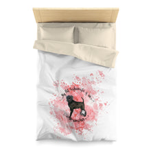 Load image into Gallery viewer, Affenpinscher Pet Fashionista Duvet Cover