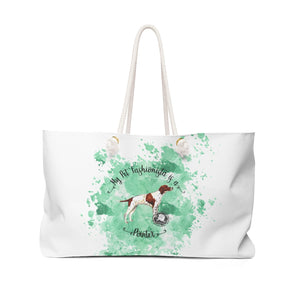 Pointer Pet Fashionista Weekender Bag