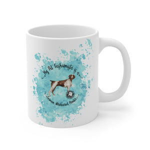 German Wirehaired Pointer Pet Fashionista Mug