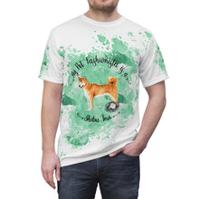 Load image into Gallery viewer, Shiba Inu Pet Fashionista All Over Print Shirt