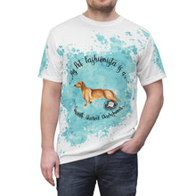 Load image into Gallery viewer, Dachshund (Smooth haired) Pet Fashionista All Over Print Shirt