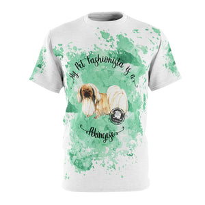 Pekingese Pet Fashionista All Over Print Shirt