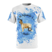 Load image into Gallery viewer, Briard Pet Fashionista All Over Print Shirt