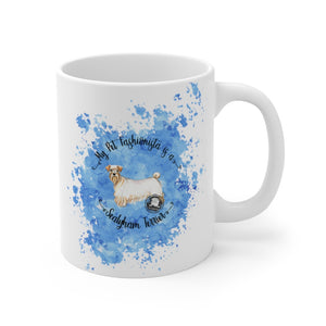 Sealyham Terrier Pet Fashionista Mug