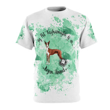 Load image into Gallery viewer, Ibizan Hound Pet Fashionista All Over Print Shirt