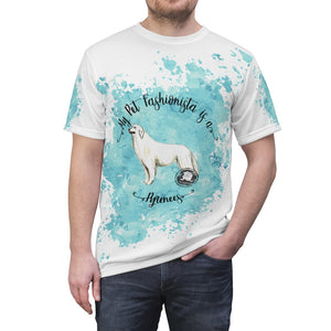 Pyrenees Pet Fashionista All Over Print Shirt
