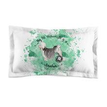 Load image into Gallery viewer, Lowchen Pet Fashionista Pillow Sham